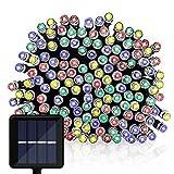 Características:  Luz de hadas accionada solar: Ninguna necesidad de enchufar, ahorrando mucha electricidad y apuro de substituir batería; Portable y conveniente, ahorro de costes.  Alto Brillo LED: ahorro de energía, protección del medio ambiente y...