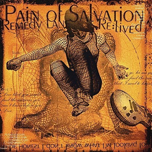 Vinilo : Pain of Salvation - Remedy Lane Re:Visited (Re:Mixed & Re:Lived) (United Kingdom - Import)