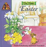 img - for The Time of Easter - {+ Mouse Prints} - (AAL). book / textbook / text book