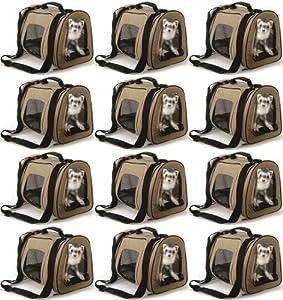 Marshall Designer Pet Tote 12pk
