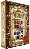 """echange, troc Coffret Baz Luhrmann """"Epopées romantiques"""" : Australia - Moulin rouge - Romeo + Juliette"""