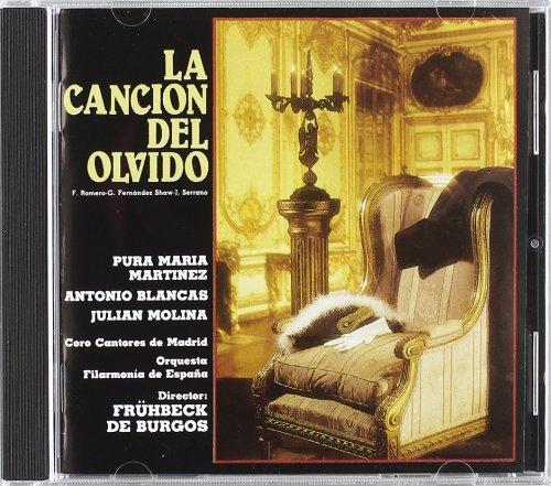 La Cancion Del Olvido – Federico Romero Sarachaga y Guillermo Fernández – CD