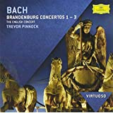 Bach : Concertos Brandebourgeois N°1-3