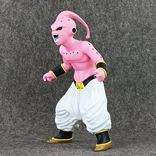[Dragon Ball Z Majin Buu Original Gashapon PVC Action Figures model Toy Doll Great gifts For] (Buu Costume)