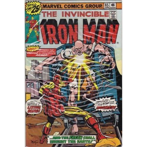 Iron Man #85 Comic Book