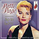 So In Love - Original Recordings 1947-52