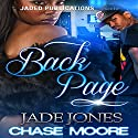 Backpage Audiobook by Jade Jones, Chase Moore Narrated by Cee Scott