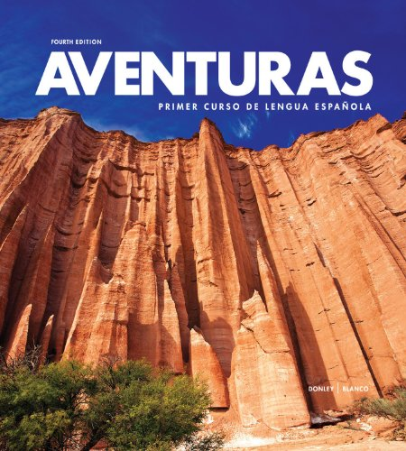 Aventuras 4th Loose-leaf Edition with Supersite PLUS Code and webSAM Code (Aventuras)