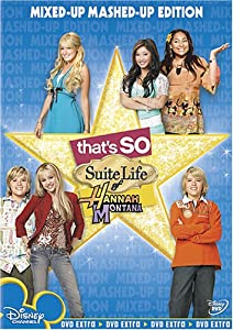 That's So Suite Life of Hannah Montana (Mixed-Up Mashed-Up Edition) by Walt Disney Home Entertainment