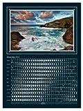 Lunar Calendar 2014, MoonShine, Seascape