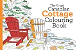 Great Canadian Cottage Colouring Book