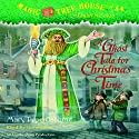 Magic Tree House, Book 44: A Ghost Tale for Christmas Time (       UNABRIDGED) by Mary Pope Osborne Narrated by Mary Pope Osborne