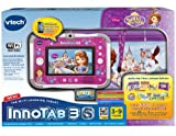 Disney Sofia the First Innotab 3 S Vtech Includes 20 Apps+ 2 Games, Storage Case, Wrist Strap and Charm!