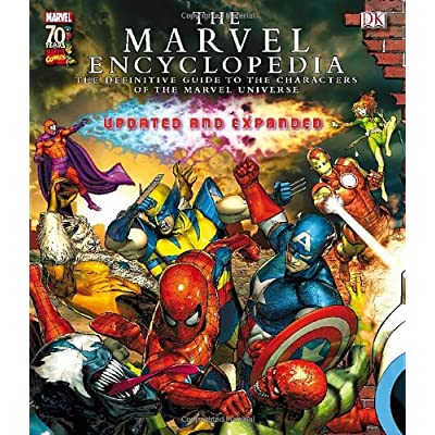 the marvel encyclopedia updated and expanded pdf