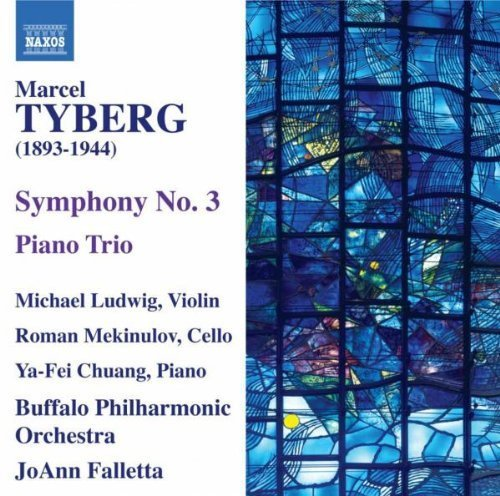 Tyberg: Symphony No. 3; Piano Trio by Michael Ludwig, Roman Mekinulov, Ya-Fei Chuang (2010) Audio CD (Tyberg Symphony 3 compare prices)