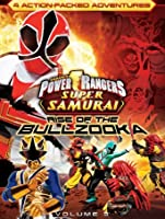 Power Rangers Super Samurai: Rise of the Bullzooka [HD]