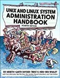 img - for UNIX and Linux System Administration Handbook (4th Edition) by Nemeth, Evi Published by Prentice Hall 4th (fourth) edition (2010) Paperback book / textbook / text book