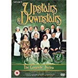 "Upstairs Downstairs - Complete Series [21 DVDs] [UK Import]von ""Pauline Collins"""
