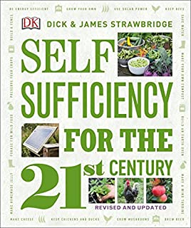 Book Cover: Self Sufficiency for the 21st Century, Revised & Updated
