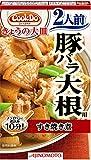 味の素 Cook Do きょうの大皿 豚バラ大根用 2人前(57g)×5個