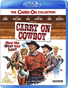 Carry On Cowboy  [1966] [Blu-ray]