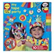 Alex Toys A1523 Kid's My Tape Party Activity Kit with (10) Activities, Assorted Colors