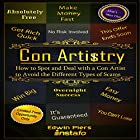 Con Artistry Hörbuch von Edwin Piers,  Instafo Gesprochen von:  Instafo
