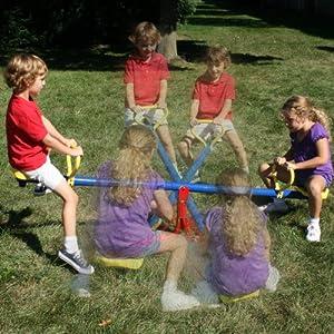 Swing N Slide See Saw Spinner by Swing-N-Slide