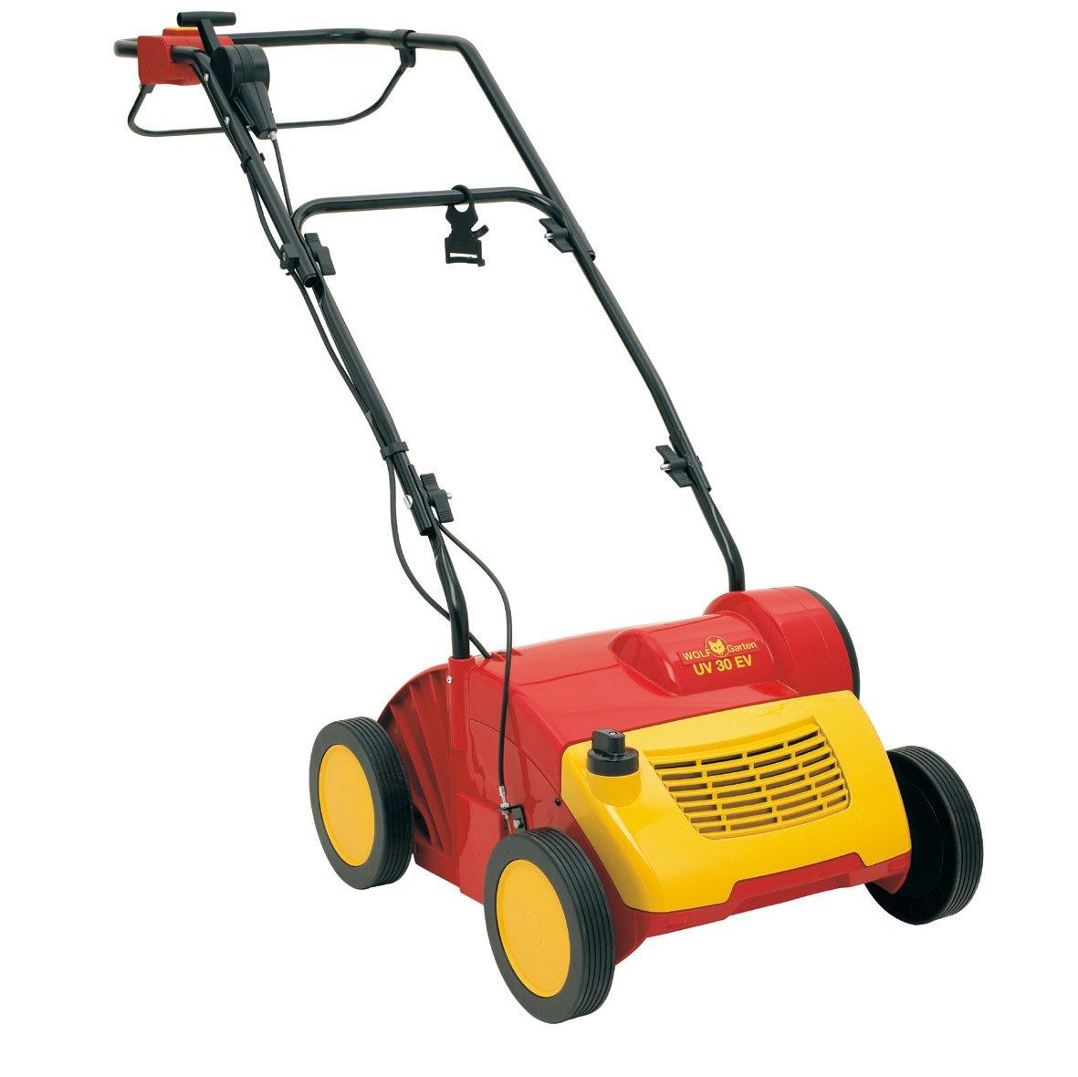 WOLFGarten 3630680 ElektroVertikutierer UV 30 EV, 1100 Watt, Arbeitsbreite 30cm  BaumarktKundenbewertung und Beschreibung