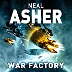 War Factory: Transformation, Book 2 | Neal Asher
