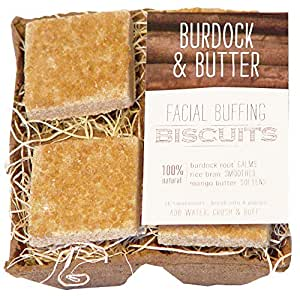 FarmHouse Fresh Burdock And Butter Facial Buffing Biscuits