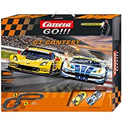 Carrera GO!!! - GT Contest Track Set