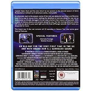 Andromeda: Season 2 [Blu-ray] [Import anglais]
