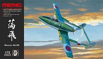 Maquette Mansyu Ki-98