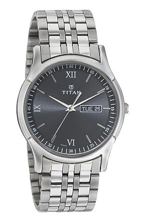 buy titan karishma analog black dial men s watch 1636sm01 online titan karishma analog black dial men s watch 1636sm01