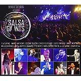 Sergio George Presents Salsa Giants (Live) (CD/DVD)