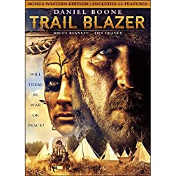 Daniel Boone: Trailblazer Includes bonus features