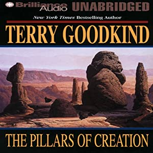 The Pillars of Creation Audiobook