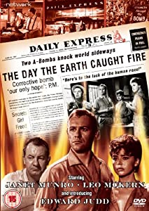 The Day The Earth Caught Fire [DVD] [1961]