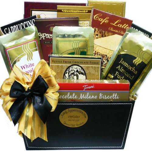 Art of Appreciation Gift Baskets   Coffee Caddy