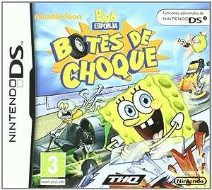 Bob Esponja Botes de Choque