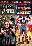 Gypsy Vampire / Saturn Avenger Vs the Terror Robot [DVD] [Region 1] [US Import] [NTSC]