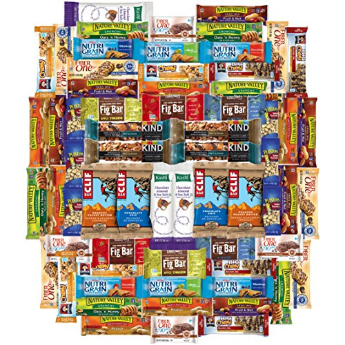 healthy-bars-snack-office-care-package-includes-kind-cliff-nature-valley-kashi-nutri-grain-fiber-one