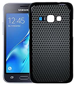 Toppings 2D Printed Designer Hard Back Case Cover For Samsung Galaxy J1(2016) -10038