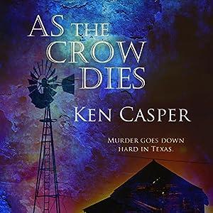 As the Crow Dies Audiobook