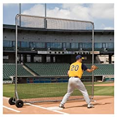 Pro Base Fungo Screen - 8ft x 8ft by Collegiate Pacific