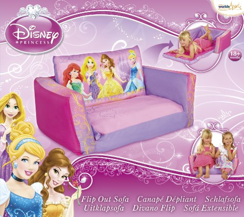 Disney princess 286dir flip out sofa divano gonfiabile - Divano gonfiabile amazon ...