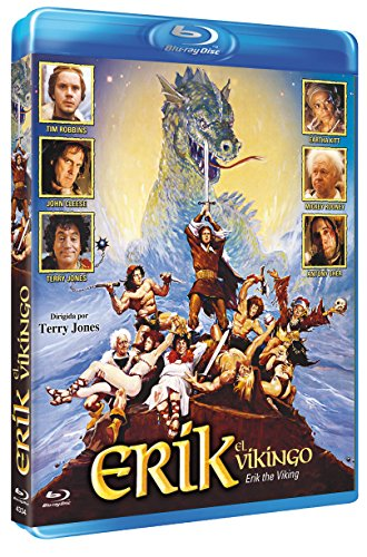 Erik el Vikingo BD 1989 Erik the Viking [Blu-ray]