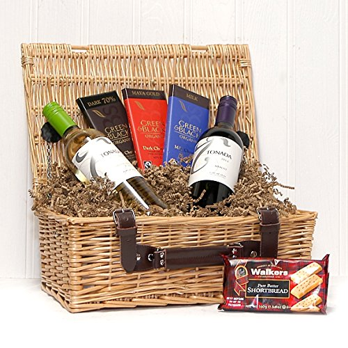 Wine & Chocolate Indulgence Hamper
