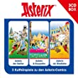 Asterix - 3-CD H�rspielbox